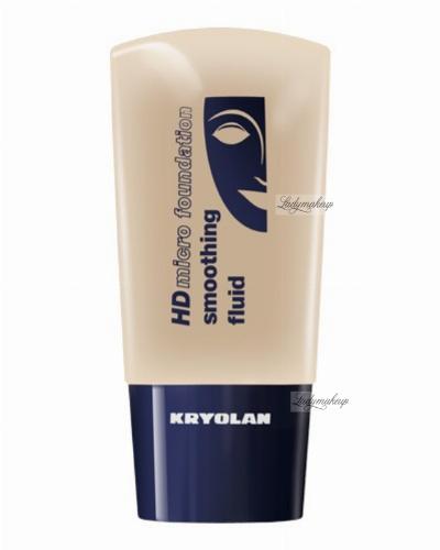 KRYOLAN - MICRO FOUNDATION smoothing fluid - HD Podkład wygładzający do twarzy - ART. 19130