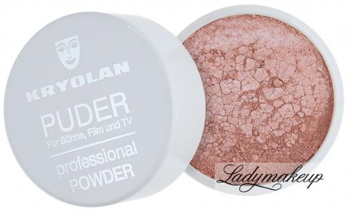 KRYOLAN - SATIN POWDER - Puder nabłyszczający do twarzy - ART. 5740
