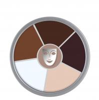KRYOLAN - Supracolor - Rainbow Circle - Tłusta farba do makijażu - ART. 1306 - OLD AGE - OLD AGE