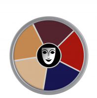 KRYOLAN - Supracolor - Rainbow Circle - Tłusta farba do makijażu - ART. 1306 - BURNED SKIN - BURNED SKIN