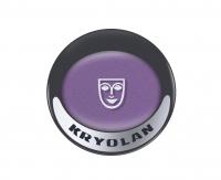 Kryolan - Cake Eye Liner - Eyeliner w kamieniu - ART. 5321 - PURPLE/LILA - PURPLE/LILA