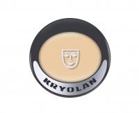 KRYOLAN - Ultra Foundation - Podkład w kremie dobrze kryjący  - ART. 9002 - 1 W - 1 W