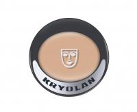 KRYOLAN - Ultra Foundation - Podkład w kremie dobrze kryjący  - ART. 9002 - 4 W - 4 W