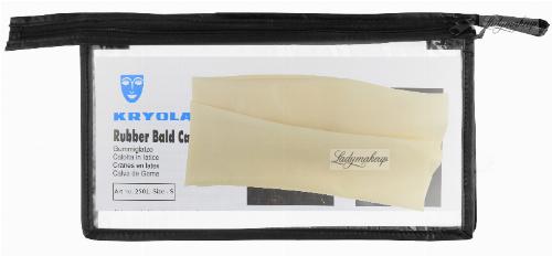 KRYOLAN - RUBBER BALD CAP - Łysina z gumy - ART. 2501