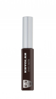 Kryolan - Eyeliner w płynie - ART. 5320 - BLACK BROWN - BLACK BROWN