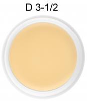 KRYOLAN - Dermacolor - Camouflage Creme - Kamuflaż - ART. 75001