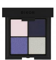 Bikor - MOROCCO - 4 PRECIOUS EYE SHADOWS - Zestaw 4 cieni do powiek - 1 - 1