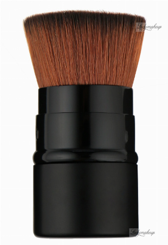 Bikor - Brush for powder and foundation - OSLO (BLACK BIKOR)