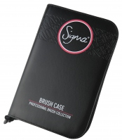 Sigma - BRUSH CASE - PROFESSIONAL BRUSH COLLECTION - Case for 29 brushes - BLACK