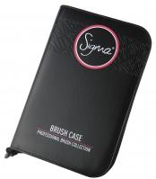 Sigma - BRUSH CASE - PROFESSIONAL BRUSH COLLECTION - Case for 29 brushes - BLACK