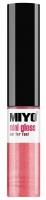 MIYO - Mini lip gloss - Mini błyszczyk do ust