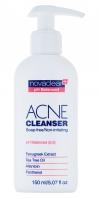 NovaClear - ACNE CLEANSER - Delikatny płyn do mycia twarzy - cera tłusta, trądzikowa
