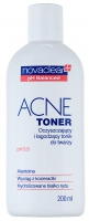 NovaClear - ACNE TONER - Cleansing and soothing tonic - oily, acne skin