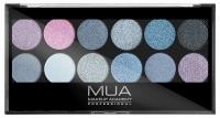 MUA - Eyeshadow Palette - Paleta cieni do powiek - STARRY NIGHT