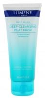 Lumene - Matt Touch - Deep-Cleansing Peat Mask - Maska Torfowa - REF. 81293