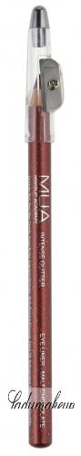 MUA - Eye liner Intense Glitter - Kredka do oczu z drobinami brokatu