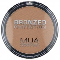 MUA - BRONZED PERFECTION - Puder brązujący