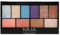 MUA - THE ARTISTE COLLECTION - MULTI-USE PALETTE - Zestaw do makijażu twarzy