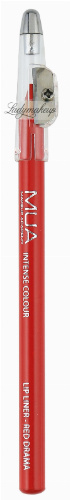 MUA - Lip Liner Intense Colour - Kredka do ust