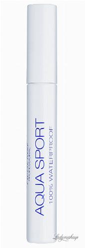 Pierre René - Aqua Sport 100% Waterproof Mascara - Tusz 100% wodoodporny