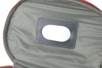 Inter-Vion - Kufer kosmetyczny - 413569 F - MAŁY - (CZERWONY)
