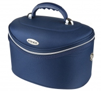 Inter-Vion - Make-up box - 413567 D - BIG - (BLUE)