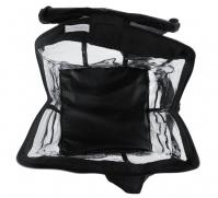 KRYOLAN - FOX transparent square bag - small - ART. 81491