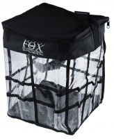 KRYOLAN - Square transparent bag FOX - large - ART. 81492