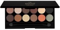 Golden Rose - SELECTIVE - Color Palette Eyeshadow - Paleta 12 cieni do powiek - 02 - (P-GSP)