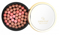 Golden Rose - BALL BLUSHER - Róż do policzków w kulkach - P-GBB - 01 - 01
