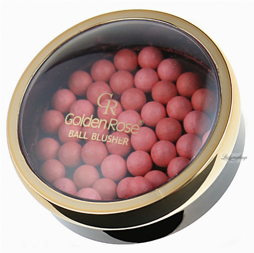 Golden Rose - BALL BLUSHER - P-GBB