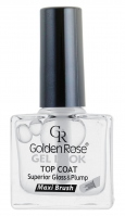 Golden Rose - GEL LOOK TOP COAT - Gel-O-GGL