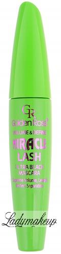 Golden Rose - MIRACLE LASH Volume & Define - Pogrubiająco-wydłużający tusz do rzęs - M-GRM