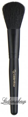 Golden Rose - POWDER BRUSH - Pędzel do pudru - K-FIR-01