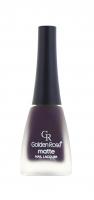 Golden Rose - MATTE - Nail Lacquer - Lakier do paznokci - O-GMN-09 - 09