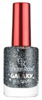Golden Rose - GALAXY - Nail Color - Lakier do paznokci z drobinami - O-GLX