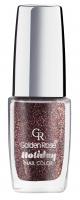 Golden Rose - Holiday NAIL COLOR - Lakier do paznokci z efektem cukrowej posypki - O-GHN