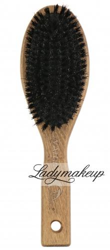 GORGOL - NATUR - Pneumatyczna szczotka do włosów z naturalnego włosia - 15 02 130 - 11R