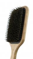 GORGOL - NATUR - Pneumatyczna szczotka do włosów z naturalnego włosia + ROZCZESYWACZ - 15 18 142 - 13R