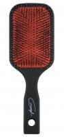 GORGOL - Pneumatyczna szczotka do włosów z naturalnego włosia + ROZCZESYWACZ - 15 18 642 BL - 13R