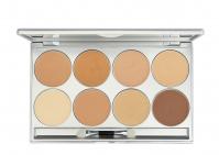 KRYOLAN - HD Micro foundation cream - Paleta podkładów do twarzy HD - ART. 19108 - MFC 1 - MFC 1