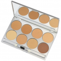 KRYOLAN - HD Micro foundation cream palette - ART. 19108