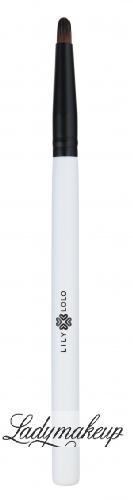 Lily Lolo - SOCKET LINE BRUSH - Pędzel do aplikacji i rozcierani cieni