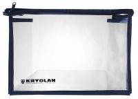 KRYOLAN - Large transparent cosmetic case - ART. 27782