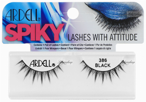 ARDELL - SPIKY - Lashes With Attitude - Artificial eyelashes