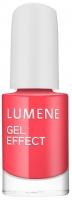 LUMENE - GEL EFFECT - Lakier do paznokci z żelową formułą