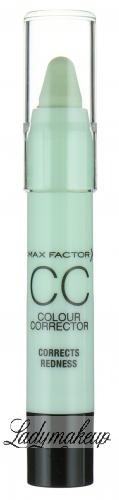 Max Factor - CC Colour Corrector - Korektor, rozświetlacz do twarzy