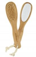 Ecotools - BAMBOO foot brush & pumice - 7419