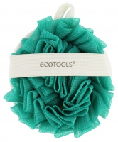 Ecotools - ECOPOUF DUAL CLEANSING PAD - Dwustronna myjka do ciała - 7421