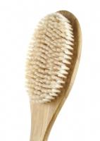 Ecotools - BRISTLE BATH BRUSH - Duża bambusowa szczotka do kąpieli - 7400